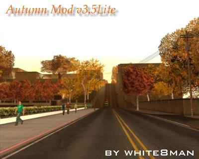 Autumn Mod v3.5Lite