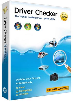Driver Checker 2.7.4 [RU]