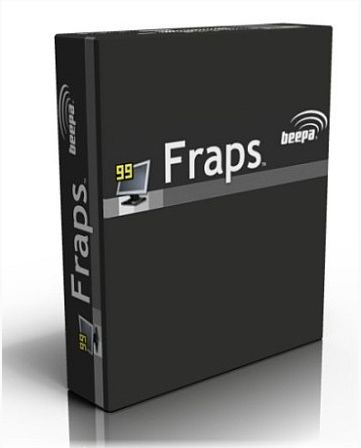 Fraps 3.4.5 Build 13677 Retail (2011) PC