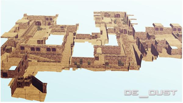 Arena 316 (de_dust)