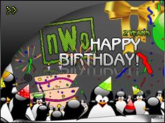 Happy Birthday nWo Team! 2 Years Old!