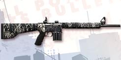 AR-97 'Misery' (Apoc Famine)