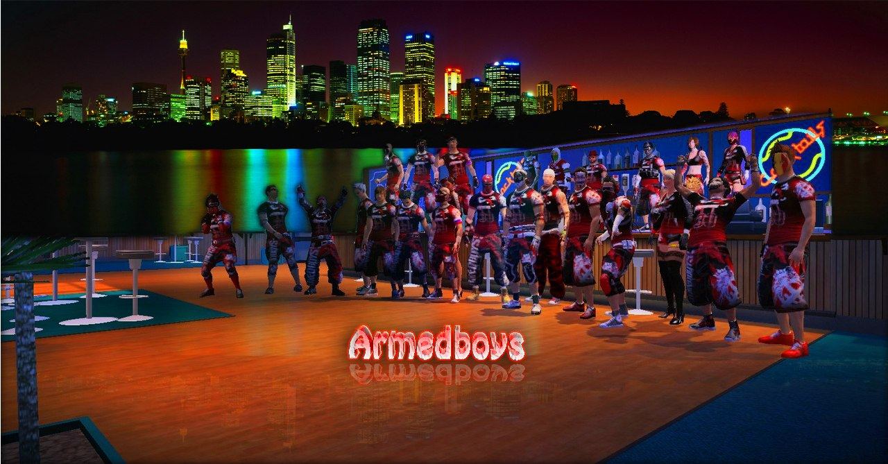 Armedboys