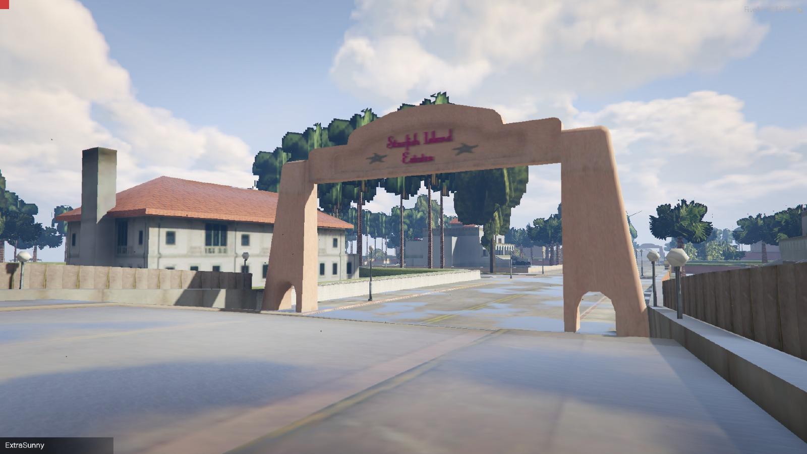 Карта Vice City для GTA 5