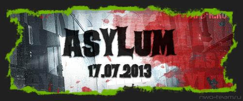 Asylum возвращается 17 июля 2013