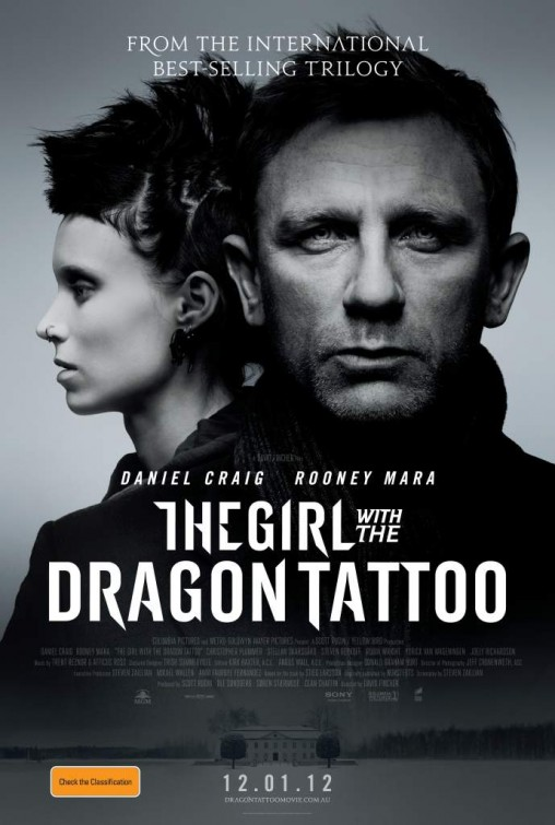 Девушка с татуировкой дракона / The Girl with the Dragon Tattoo (2012)