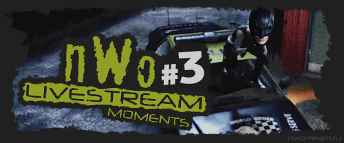 nWo LIVESTREAM Moments #3